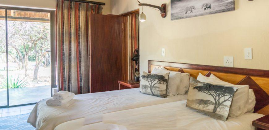 PRM077: Elephant Lodge 6 sleeper