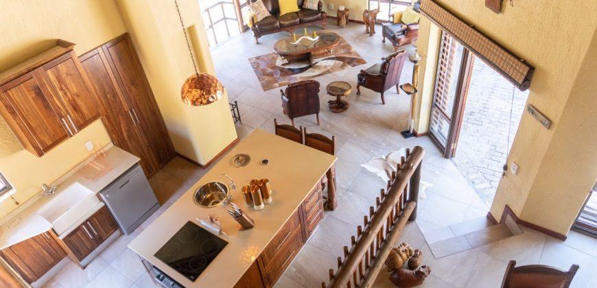 PRM120 – Kudu Lodge